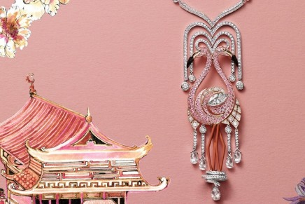 Wonderland: Breathtaking necklaces inspired by stories that could only ever have been imagined