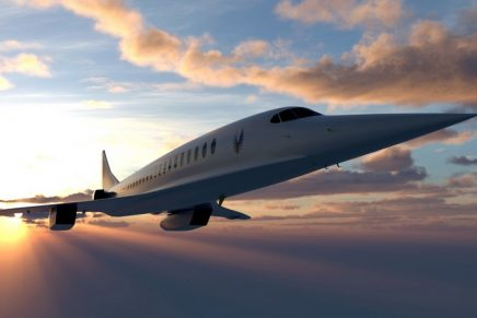 XB-1 Supersonic Rollout: A brand new supersonic jet is preparing for lift-off