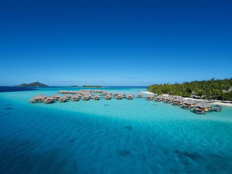 Bora Bora Pearl Beach Resort & Spa - Australasia's Leading Beach #Resort 2017