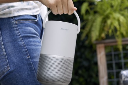 Bose Launches New Portable Smart Home Speaker with features everyone wants and loves
