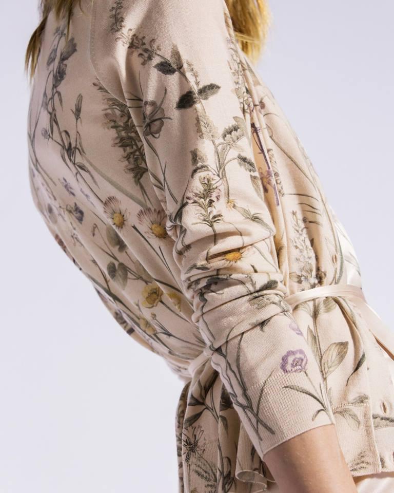Bottega Veneta Cruise 2018 collection-bags - the botanical print pieces-