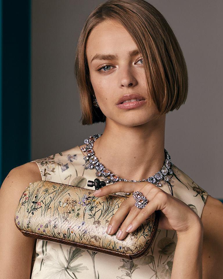 Bottega Veneta Cruise 2018 collection-bags - the botanical print pieces-photos