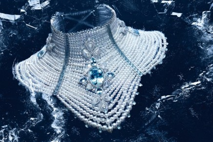 In the tradition of the multiwear: Boucheron Hiver Imperial high jewelry collection