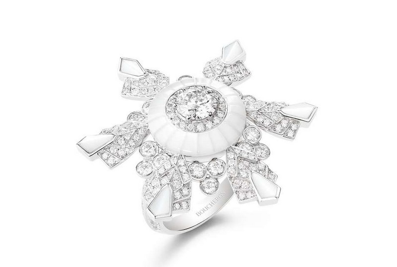 Boucheron Hiver Imperial - Flocon Imperial Ring