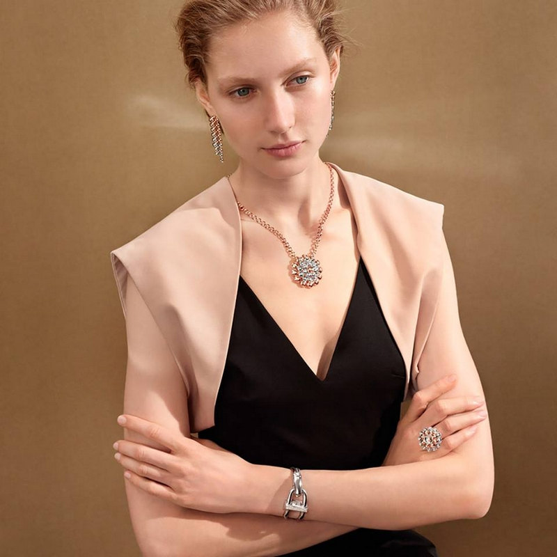 Bouton d'or collection inspired by the Van Cleef & Arpels' heritage-2017