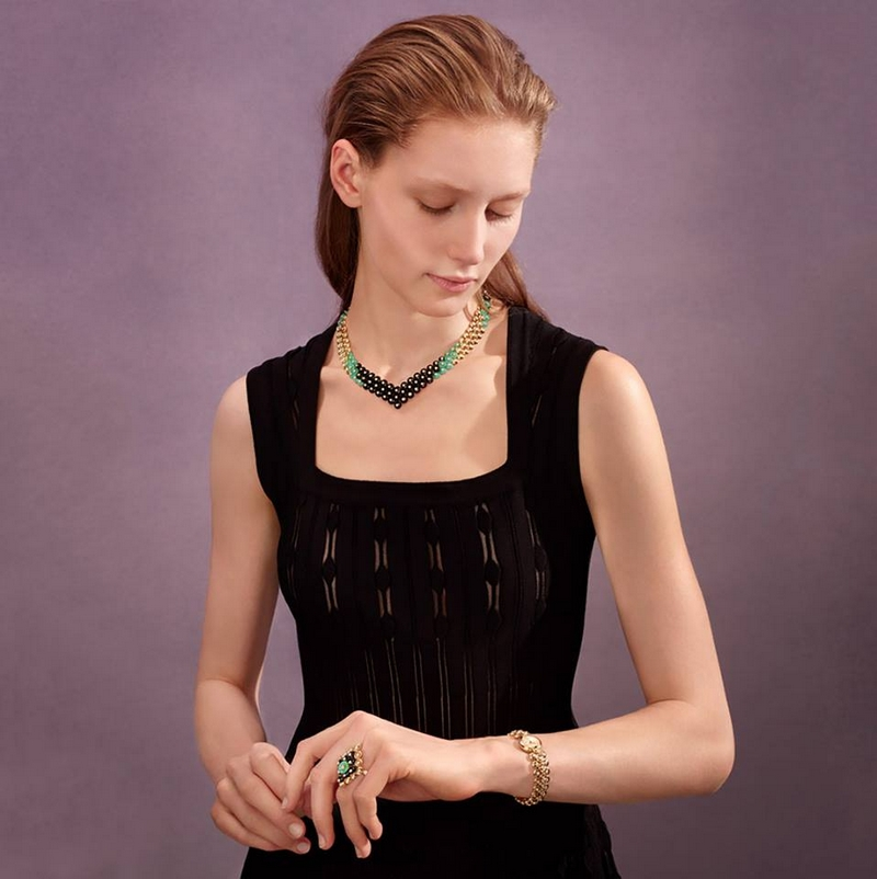 Bouton d'or collection inspired by the Van Cleef & Arpels' heritage