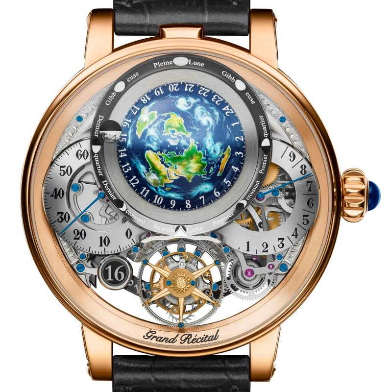 Bovet 1822 wins the Aiguille D'Or Grand Prix