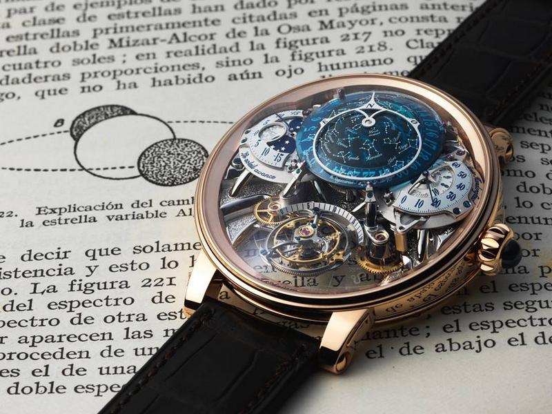 Bovet Fleurier Récital 20 Astérium watch