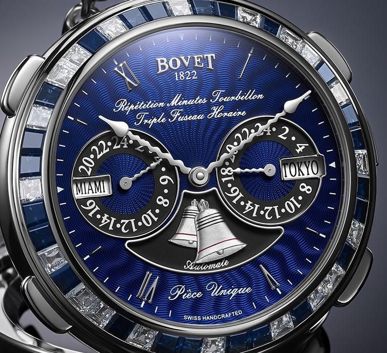 Bovet Notre Dame Unique Piece timepiece sihh 2019