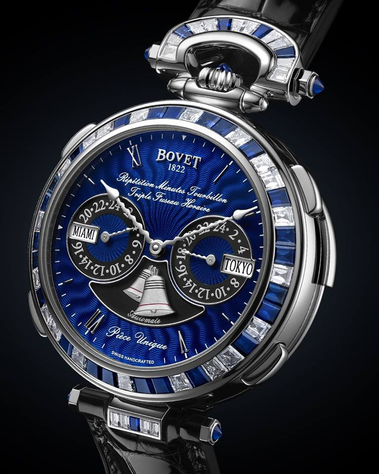 Bovet Notre Dame Unique Piece watch-