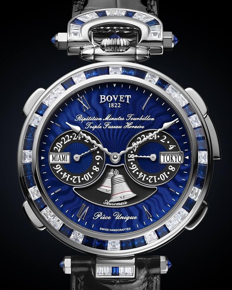 Bovet Notre Dame Unique Piece watch