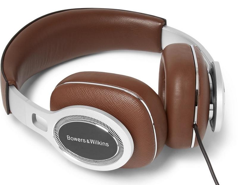 Bowers & Wilkins P9 Signature Cross-Grain Leather Headphones
