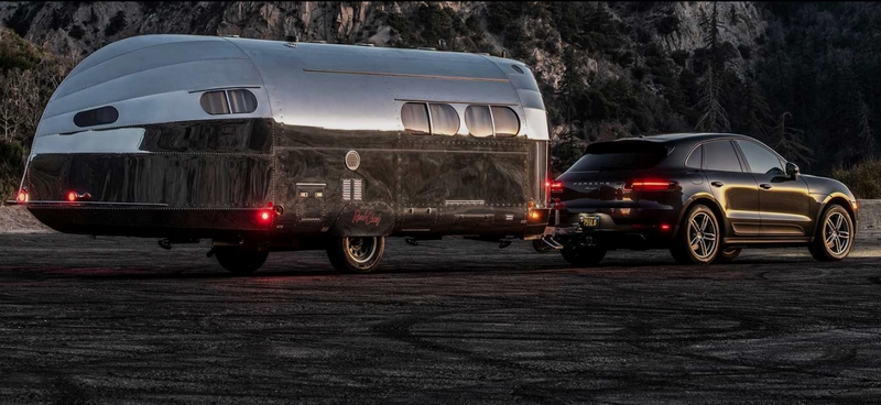 Bowlus Road Chief luxury trailer inspired by racing yachts-01