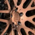 Brabus 850 6.0 Biturbo Coupe unveiled at Geneva Motor Show 2015--wheels details