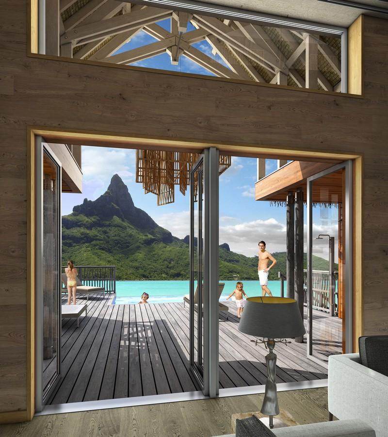 Brando Suite Bora Bora