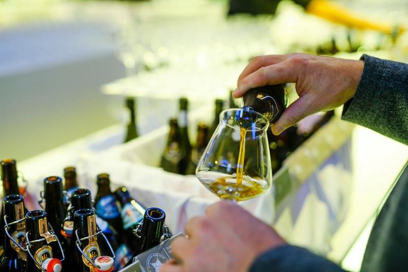 BrauBeviale has its origins in beer