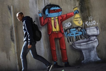 Why Rio's street artists hate the World Cup, and much more – the week in art