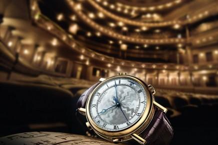 Breguet Classique La Musicale 7800 pays tribute to Rossini