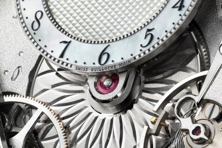 Feminine Haute Horlogerie: Breguet's new self-winding Tradition Dame 7038 in rose gold