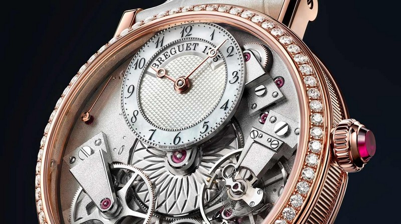 Breguet Tradition Dame 7038 watch presented at 2017 Baselworld-2luxury2