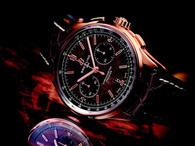 Breitlig Premier B01 Chronograph Bentley