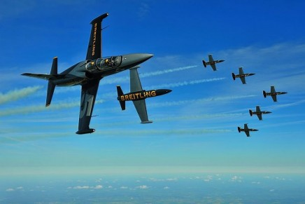 One of Seven: Continental GT Speed Breitling Jet Team Series