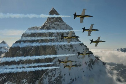 Breitling, the luxury watch brand known for precision-made aviation chronometers, acquired by CVC Capital