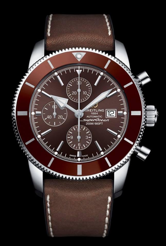 Breitling Superocean Héritage II Chronographe 46