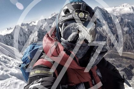 The ultimate mountaineering achievement celebrated by Bremont Project Possible