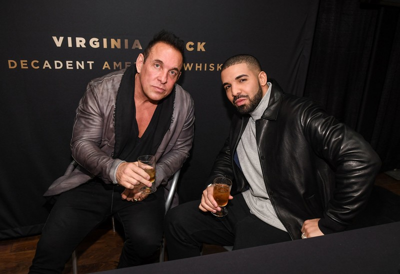 Brent Hocking and Drake