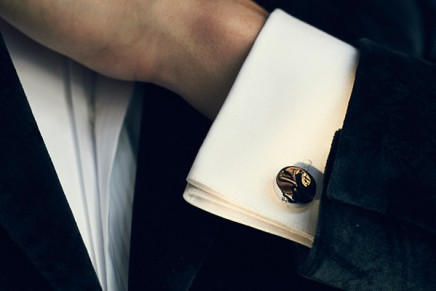 Brioni x Fredrikson Stallard jewelry to target a gentleman with a bolder fashion style