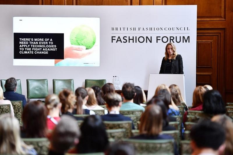 British Fashion Council Forum 2019