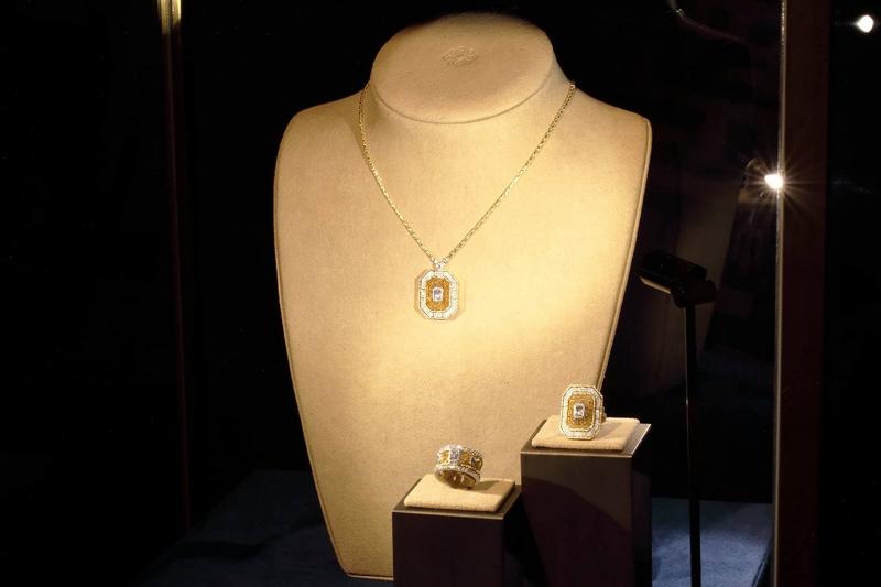 Buccellati Labyrinth High Jewelry Collection WAKO-