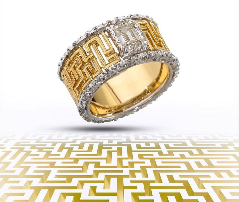 Buccellati Labyrinth High Jewelry