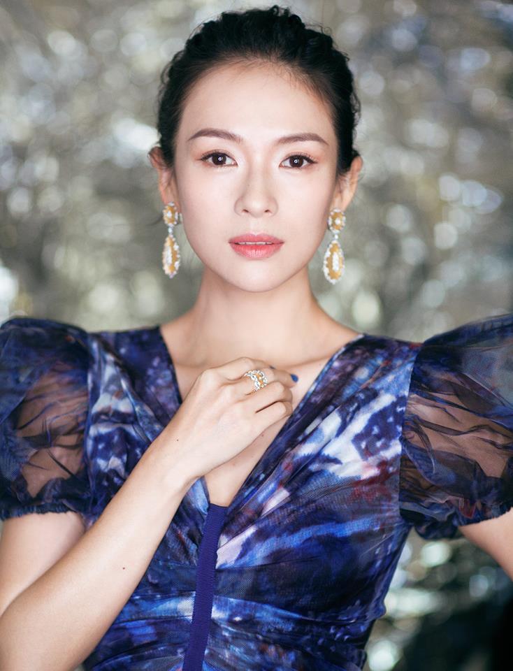 Buccellati announces actress Zhang Ziyi as its new brand ambassador - 2017 November