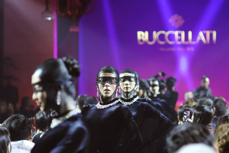 Buccellati first boutique at Plaza 66 in Shanghai China-