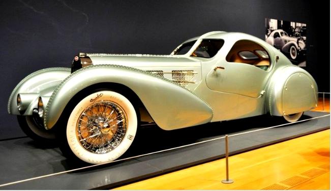 Bugatti Aérolithe Car Concept