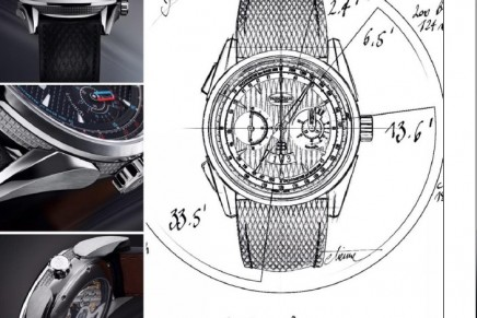 Unique automotive-inspired watches: The Bugatti Aérolithe Performance by Parmigiani Fleurier