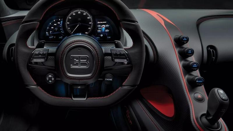 Bugatti Chiron Sport photos-