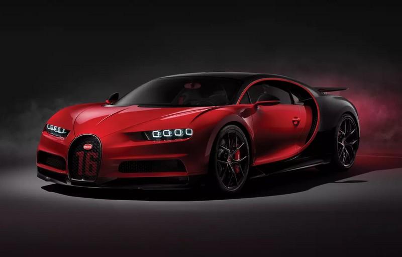 Bugatti Chiron Sport photos-02