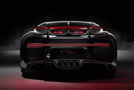 Bugatti Chiron Sport – a supercar for an even sportier driving experience