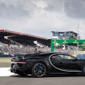 Bugatti Chiron celebrates its debut in France at the 24 Hours of Le Mans 2016-