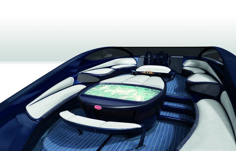 Bugatti Niniette 66 yacht - the jewel in the crown