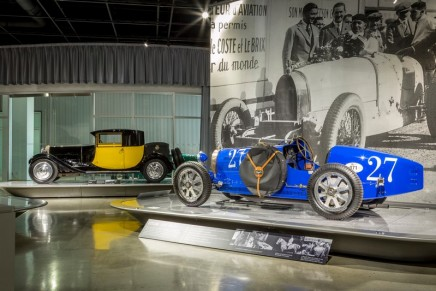 Why Bugatti automobiles are so coveted by collectors today