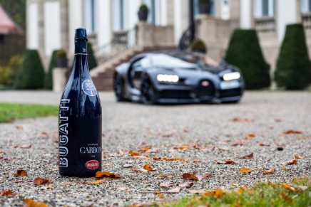 Bugatti launches Carbon – a 110 year special edition champagne