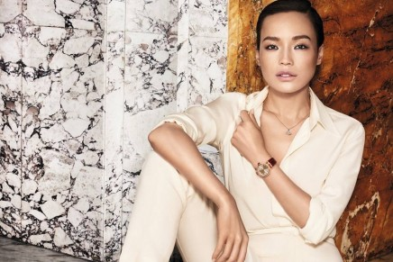 Bella and Shu Qi in Bulgari