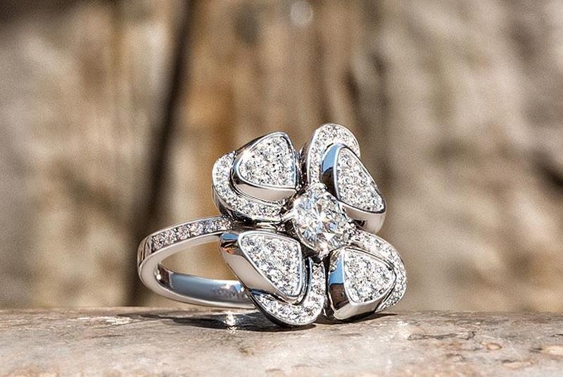 Bulgari FIorever Ring