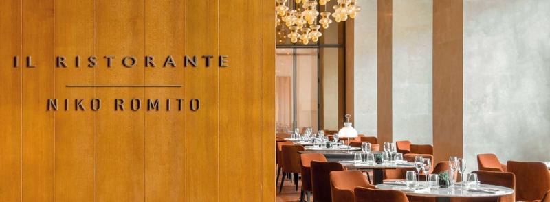 Bulgari Hotel Beijing - Niko Romito Restaurant