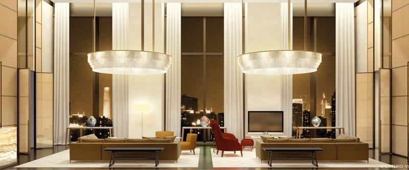 Bulgari Hotel Beijing - The Bulgari Suite