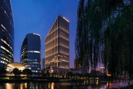 The Bulgari Hotel Beijing will be the  prestige gathering point for Beijing elite